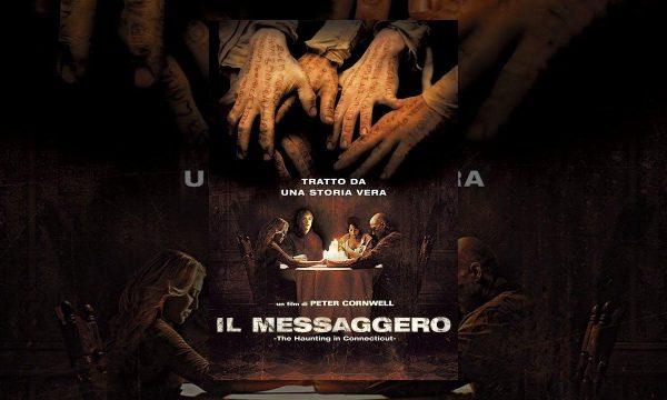 """LA VERA STORIA DEL FILM HORROR """"IL MESSAGGERO"""""""